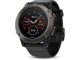 Garmin fenix 5X GPS Watch - Slate Grey