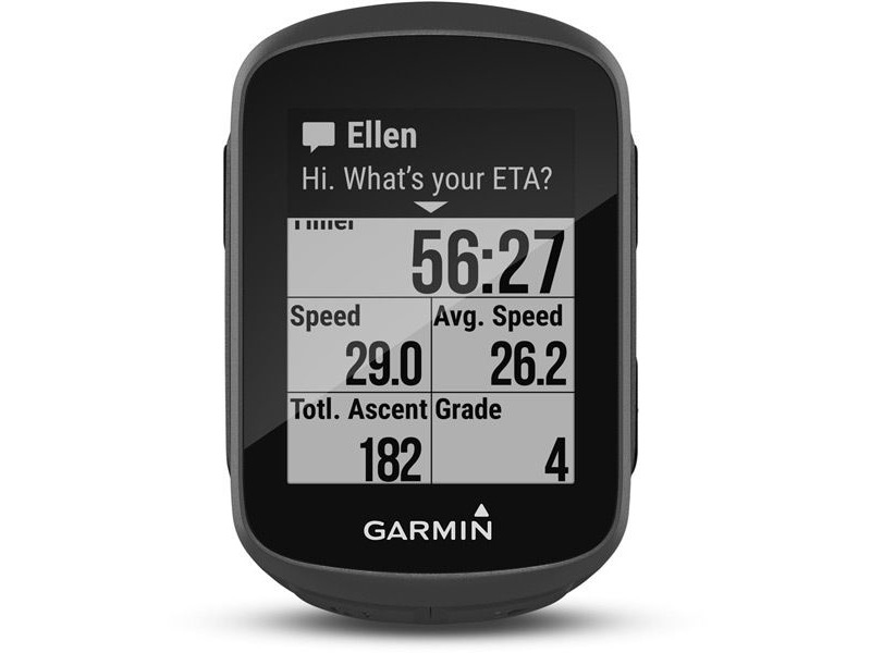Garmin Edge 130 - GPS enabled computer click to zoom image