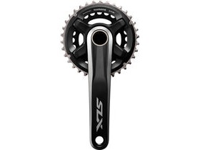 Shimano SLX FC-M7000 SLX chainset 11-speed, for 48.8mm chain line, 34/24, 175mm