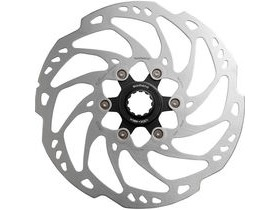 Shimano SLX SM-RT70 Ice Tech Centre-Lock disc rotor, 203mm