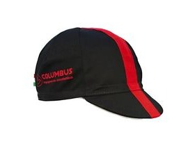 Columbus Blk/Red Cap