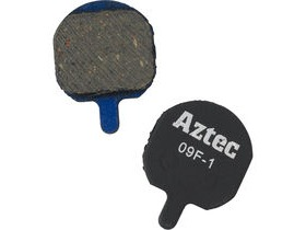 Aztec Organic disc brake pads Hayes So1e callipers