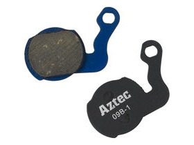 Aztec Organic disc brake pads Magura Louise 07 and Louise Carbon 08