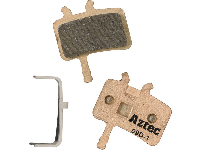 Aztec Sintered disc brake pads Avid Juicy brakes click to zoom image