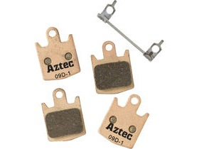 Aztec Sintered disc brake pads Hope M4/E4/DH4