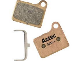 Aztec Sintered disc brake pads Shimano Deore M555 hydraulic