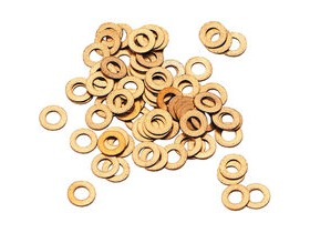DT Swiss Proline Washers 2.34 / 2.5 Mm (Bag Of 1000)