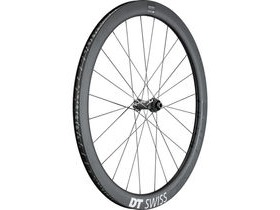 DT Swiss ERC 1400 SPLINE disc, carbon clincher 47 x 19mm, front