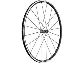DT Swiss P 1800 SPLINE, clincher 23 x 18mm, front
