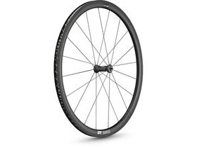 DT Swiss PRC 1400 SPLINE, carbon clincher 35 x 18mm rim, front