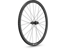 DT Swiss PRC 1400 SPLINE, carbon clincher 35 x 18mm rim, rear