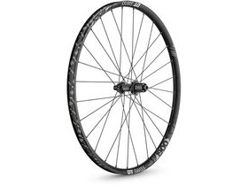 DT Swiss E 1900 wheel, 30 mm rim, 12 x 142 mm axle, 27.5 inch rear Sram XD