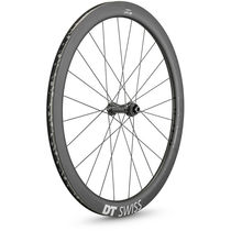 DT Swiss HEC 1400 HYBRID disc brake wheel, 47 x 19 mm rim, 100 x 12 mm axle, front