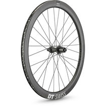 DT Swiss HEC 1400 HYBRID disc brake wheel, 47 x 19 mm rim, 142 x 12 mm axle, rear