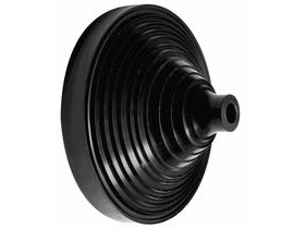 Feedback Sports RAKK HALF PULLEY (ONE SIDE BLACK)