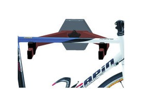 GEAR UP Platinum Horizontal 1-Bike Adjustable Wall Rack