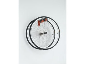 GEAR UP Platinum 2 Wheel Storage Wall Rack