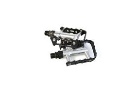 M-Part Classic Metal Cage Pedals Thread 9/16 inch