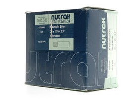 Nutrak 26 X 2.1 2.4 Inch Schrader Self-Sealing Inner Tube