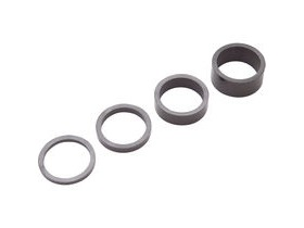 Pro Carbon Headset Spacers Ud 3/ 5/ 10/ 15Mm 1-1/8 Inch