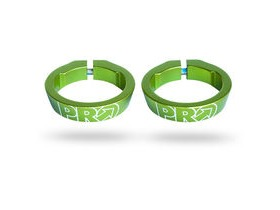 Pro Lock ring set - green