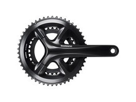 Shimano 105 FC-RS510 double chainset, 50/34T, for 135/142 mm axle, 172.5 mm, black