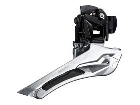 Shimano 105 FD-5801 105 11-speed front derailleur, double 34.9 mm, black
