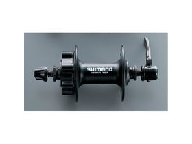 Shimano Deore HB-M475 Disc Front Hub 6 Bolt Black