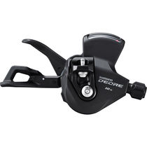 Shimano Deore SL-M4100 Deore shift lever, 10-speed, with display, I-Spec EV, right hand