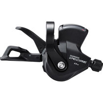 Shimano Deore SL-M5100 Deore shift lever, 11-speed, with display, band on, right hand