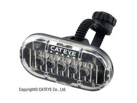 Cateye Hl-LD155 5 Led Front Light