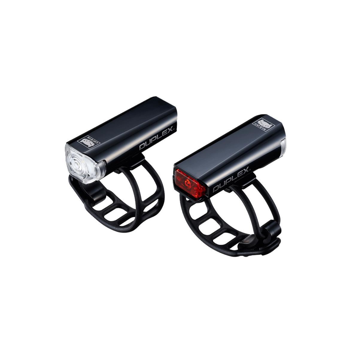 Lezyne Femto Drive Duo Front /& Rear Bike Bicycle Helmet Light Black RRP£24.99