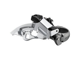 Shimano Deore LX Fd-T670 Lx Front Derailleur Top-Swing Dual-Pull And Multi Fit