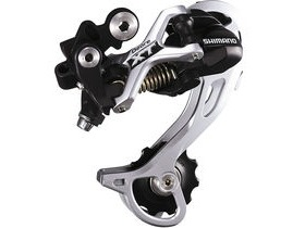 Shimano Deore XT RD-M772 GS Shadow Design Rear Derailleur Top Normal