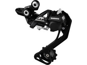 Shimano Deore XT Rd-M786 XT 10-Speed Shadow Design Rear Derailleur Sgs Top Normal