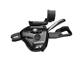 Shimano Deore XT SL-M8000 XT I-spec-B direct attach Rapidfire pods, 2/3-speed, left hand