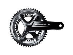 Shimano Dura-Ace FC-R9100 Dura-Ace compact chainset - HollowTech II 55/42T Black