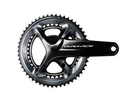 Shimano Dura-Ace FC-R9100-P Dura-Ace double Power Meter chainset, HollowTech II 52/36T