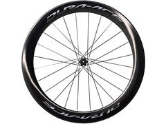 Shimano Dura-Ace WH-R9100-C60-TU Dura-Ace wheel, Carbon tubular 60mm, front Q/R