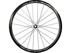 Shimano Dura-Ace WH-R9170-C40-TU Dura-Ace disc wheel, Carbon tubular 40mm, front 12x100mm