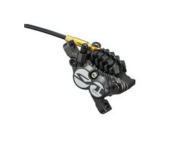 Shimano Saint M820 4-piston Brake calliper