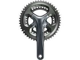 Shimano Tiagra FC-4700 Tiagra double chainset 10-speed, 52/36, 175mm