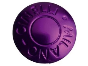 Cinelli Milano Bar End Plugs Purple Pair