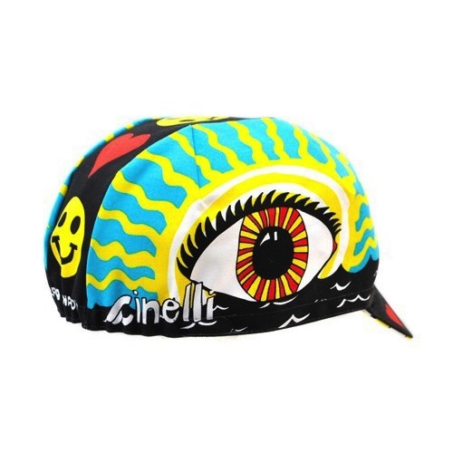 8027f864266 Cinelli Eye of the Storm Cotton Cap    £13.99    Clothing    Cycling ...