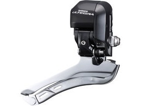 Shimano Ultegra FD-6870 Di2 11-Speed Front Derailleur E-Tube Braze On Double