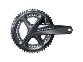 Shimano Ultegra FC-R8000 Ultegra 11-speed double chainset, 46/36T 165mm