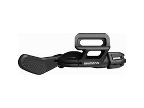 Shimano XTR SL-MT800-L adjustable seatpost lever, I-Spec EV mount, left hand, black