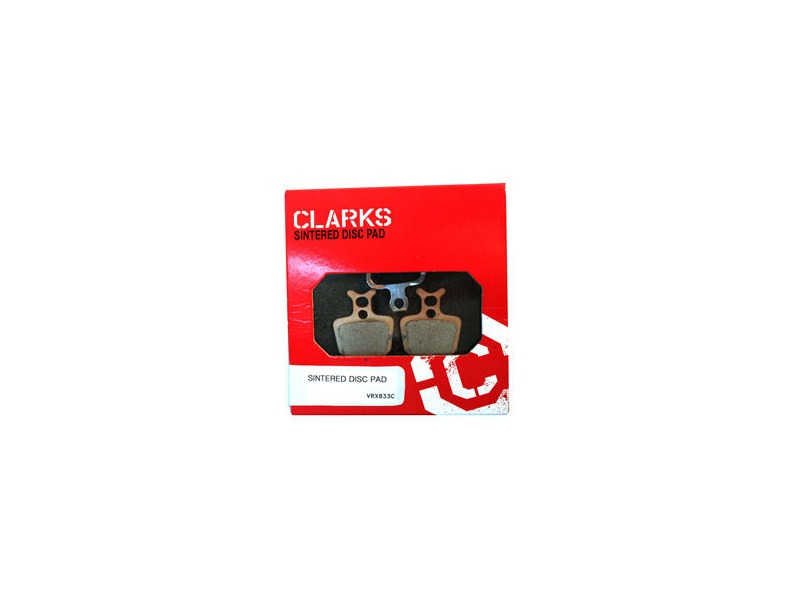 Clarks Formula Oro Disc Brake Pads click to zoom image