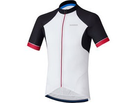 Shimano Clothing Men's, Escape Jersey, White