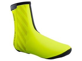 Shimano Clothing Unisex - S1100R H2O Shoe Cover - Neon Yellow